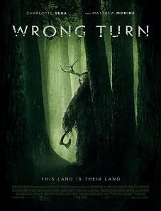 Wrong Turn 7 2021