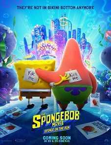 The SpongeBob Movie: Sponge on the Run (2020) Free streaming